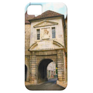 Besançon,Gateway to the old city iPhone SE/5/5s Case