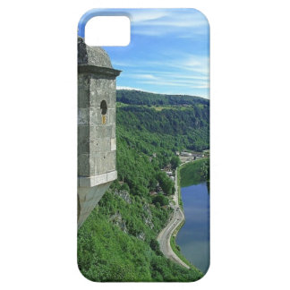Besançon,River Doubs from the citadel iPhone SE/5/5s Case