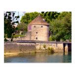 Besançon Tour de la Pelote Tarjeta Postal