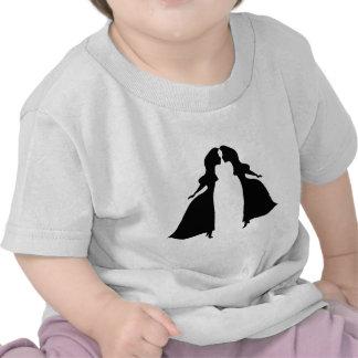 Besar a princesas camiseta