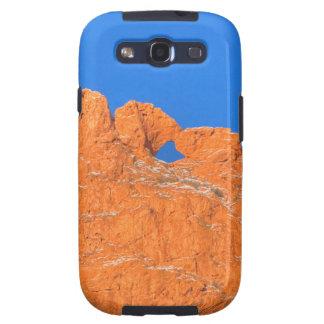 Besar camellos con el cielo azul galaxy SIII carcasa
