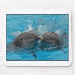Besar delfínes alfombrilla de ratón