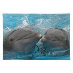 Besar delfínes mantel individual