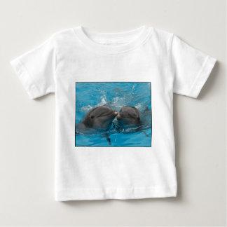 Besar delfínes playera de bebé