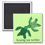 Besar el imán de las tortugas de mar