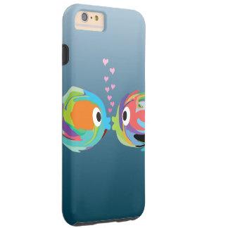 Besar el iPhone 6/6S de los pescados más el caso Funda Resistente iPhone 6 Plus
