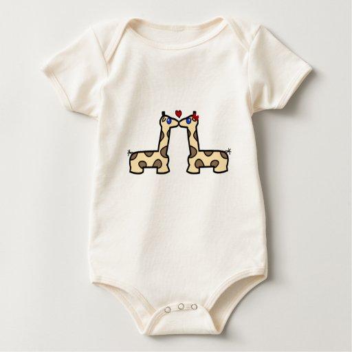 Besar jirafas body para bebé