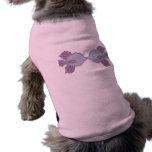 Besar la camisa del perrito de los pescados camiseta de perro