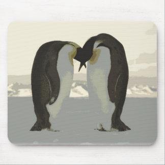 Besar pingüinos tapete de ratones