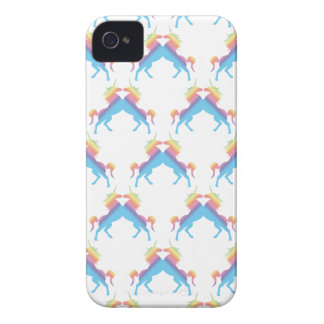 Besar unicornios iPhone 4 Case-Mate protector