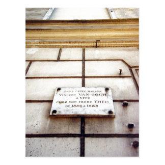 Beschrijving 54, Rue Lepic, Paris Photographer: Vi Postcard