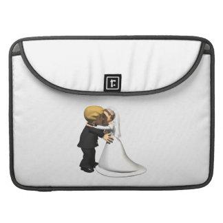 Bese a la novia 2 fundas para macbook pro