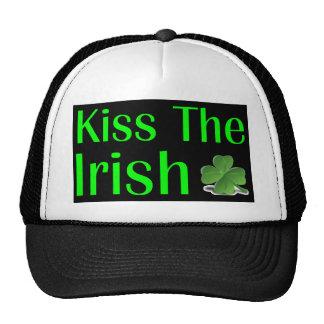 Bese a los irlandeses gorro de camionero