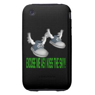 Bese el cielo iPhone 3 tough cárcasas