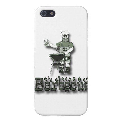 Bese el verde del cocinero iPhone 5 funda