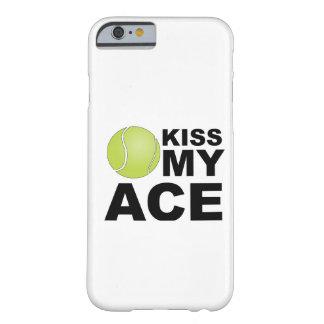 ¡Bese mi as Cubierta del iPhone 5 del tenis