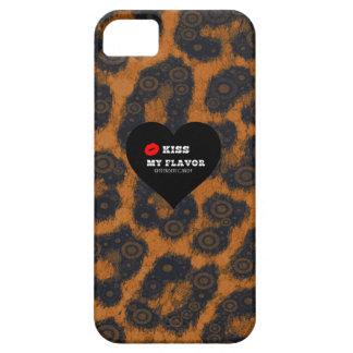 Bese mi guepardo de Vape del sabor iPhone 5 Carcasa