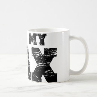 Bese mi impuesto taza de café
