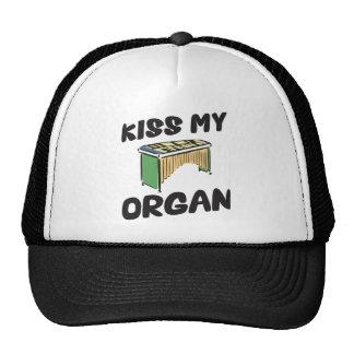 Bese mi órgano gorro