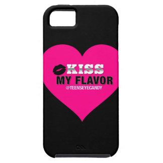 Bese mi rosa de Vape del sabor iPhone 5 Fundas