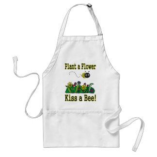 Bese una abeja delantal