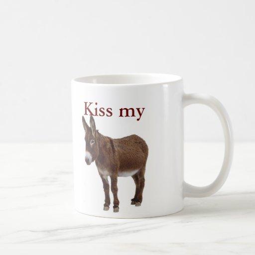 béseme burro taza