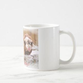 Béseme camello taza