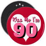 Béseme el botón - 90 pin