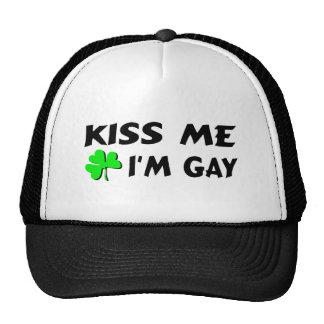Béseme el gay Im Gorros