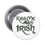 Béseme el irlandés Im Pin