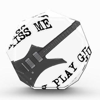 Béseme guitarrista