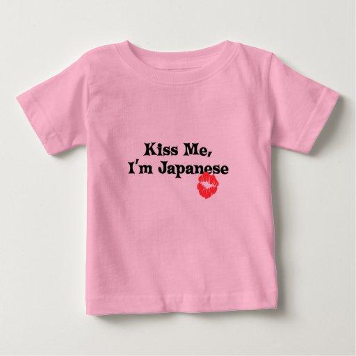 Béseme I' japonés de m Polera