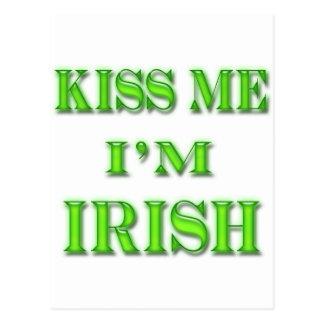 Béseme I, m Irish2 Postal