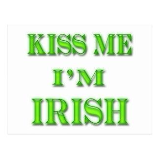 Béseme I, m Irish2 Postales