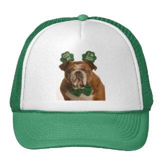 béseme I' perro del irlandés de m Gorros