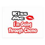 Béseme… I que pasa con Chemo Postales