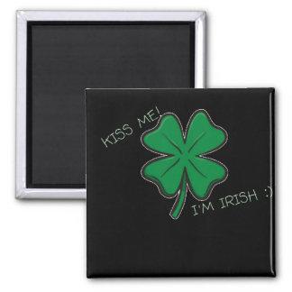 Béseme imán del irlandés im