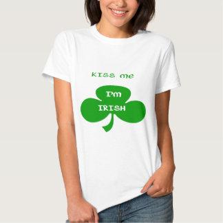 Béseme, irlandés del ` m de I Playera