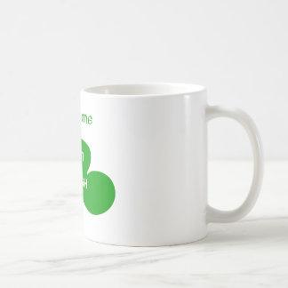 Béseme, irlandés del ` m de I Taza De Café