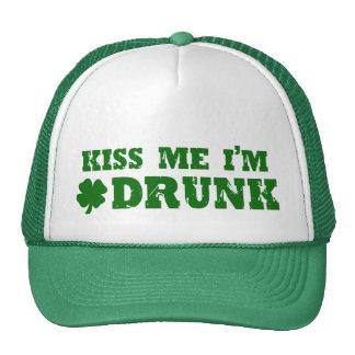 Béseme que me beben gorro de camionero