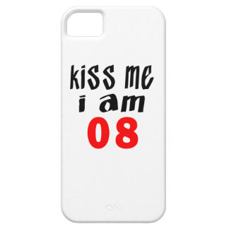 Béseme que soy 08 iPhone 5 carcasas
