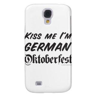 Béseme que soy alemán