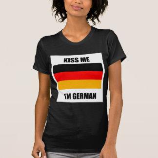 Béseme que soy alemán polera