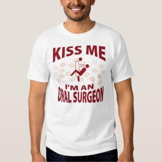 Béseme que soy cirujano oral playera