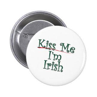 Béseme que soy el irlandés 1 pins