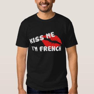 Béseme que soy francés camisas