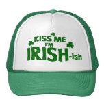 Béseme que soy gorra Irlandés-ish