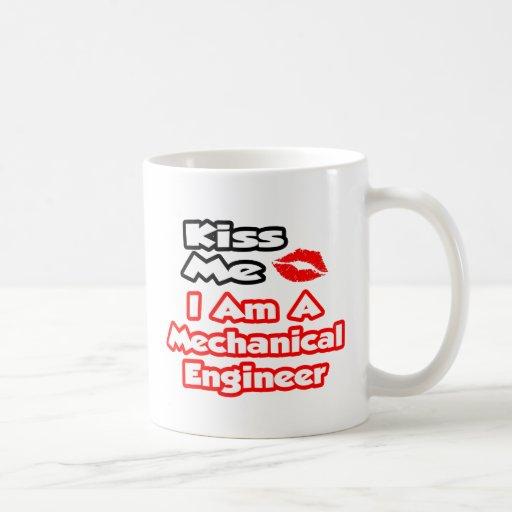 Béseme… que soy ingeniero industrial taza