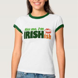Béseme que soy Irishish Playera