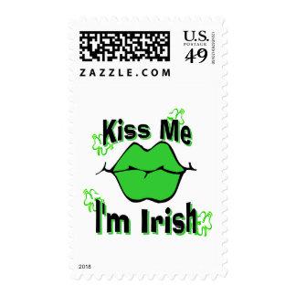 Béseme que soy irlandés envio